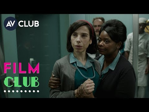 The Shape of Water Review | Film Club