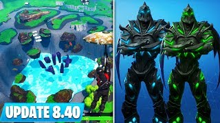 *NEW* Fortnite Update 8.4, FREE Skin Styles, Loot Lake EVENT, & Country Glider