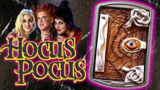 How to Make the Hocus Pocus Spellbook!
