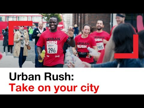 Urban Rush: Take on your city | events | Shelter