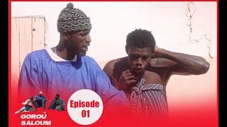 Gorou Saloum épisode 1 avec Niankou, Sanekh et Mandoumbé