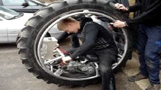 7 ULTIMATE Amazing WHEELS Which Really Exist !