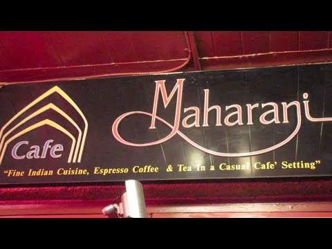 Cafe Maharani in Honolulu