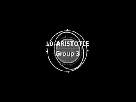 Interview an Entrepreneur: Aristotle Group 3
