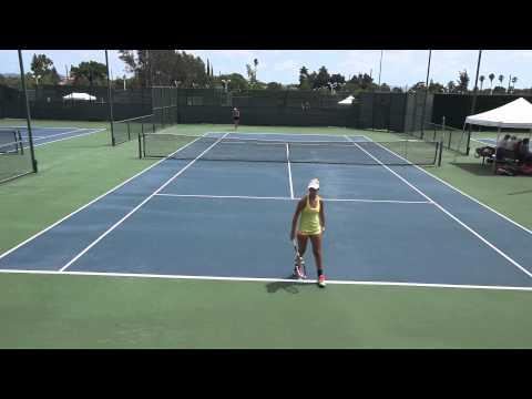 07 20 2015 ITA Summer Circuit APU women's tennis finals 1080 AVCHD