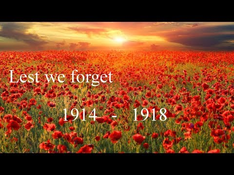 When You Go Home, Tell Them Of Us And Say, For Their Tomorrow We Gave Our Today.