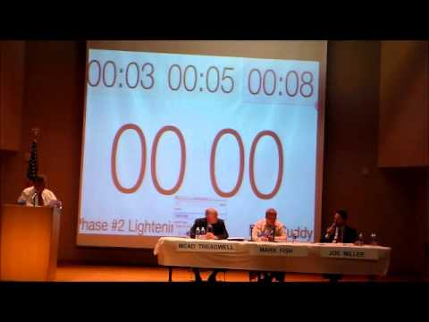 CPG/ UFL May 2014 Senatorial Debate Anchorage Alaska