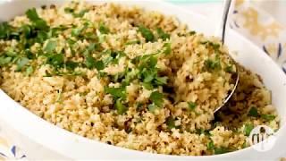 How to Make Cauliflower Rice | Side Dish recipes | Allrecipes.com