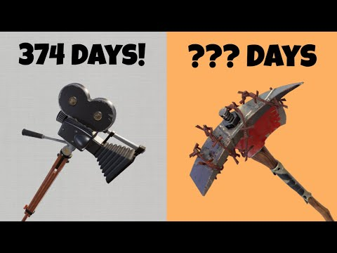 Top 10 RAREST PICKAXES In Fortnite Chapter 2! (Fortnite Rare Pickaxes)