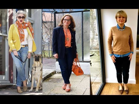 Moda Para Mujeres De 50 Años A Mas Otoño Invierno 2019