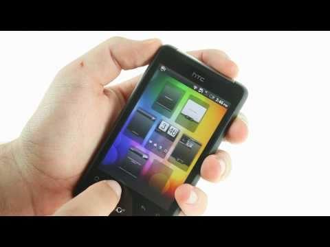HTC Gratia unboxing