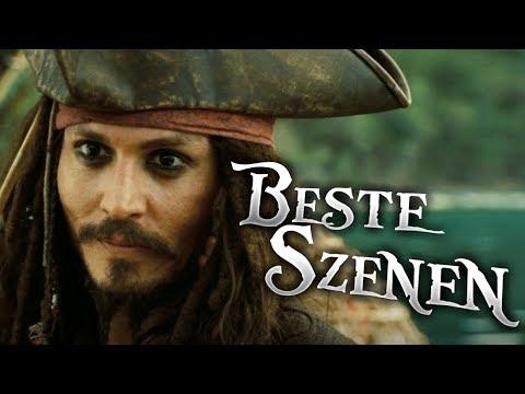 Jack Sparrow Beste Szenen - Fluch der Karibik