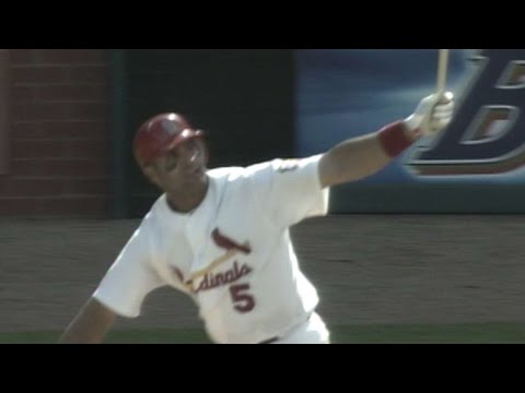 CIN@STL: Pujols hits three homers, including walk-off