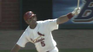 CIN@STL: <b>Pujols</b> hits three homers, including walk-off