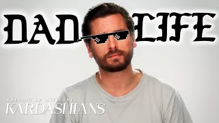 Scott Disick's Funniest Dad Moments | KUWTK | E!