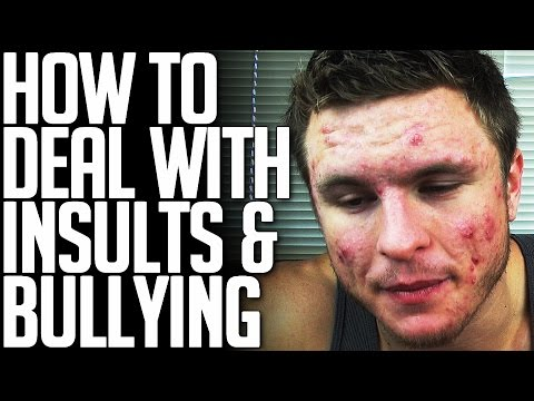 Stop Acne Insults & Bullying From Crushing You