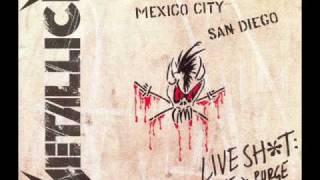 Metallica - Of Wolf And Man (Live Shit: Binge & Purge Mexico)