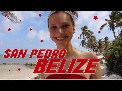 10 days in San Pedro, Belize
