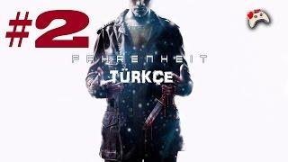 Fahrenheit: Indigo Prophecy #2 Yardım Et Markus (1080p 60fps) Türkçe