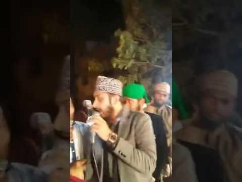 Gausul wara peerane peer latest manqabat 2017 by ZOHAIB ASHRAFI bhai 26th feb 2017