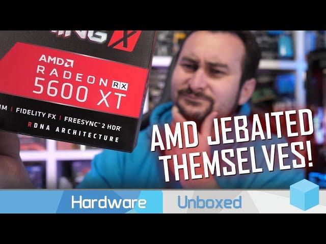 AMD Radeon RX 5600 XT Review, Navi at $280, RTX 2060 down to $300