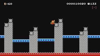 ♥Mr.b's speedrun of secrets♥ by Mr.B - Super Mario Maker - No Commentary