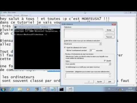 Une connexion internet >100ko/s dans tous les sens sur chaque PC (celui chez vous et, celui que vous avez sur vous). 1. Dans le BIOS du PC domestique. Il est possible de contrôler un PC à distance avec un téléphone, je vous conseille l'application RD Client pour cela. Les informations à rentrer sont...