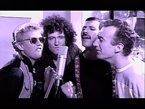 Queen - Tear It Up - Official Music Video (Queen Rocks 1997) (High Quality)