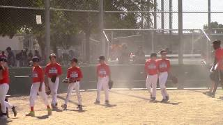 Giants vs Yankeess - Fall Baseball - Team Highlights - Oct 7, 2018