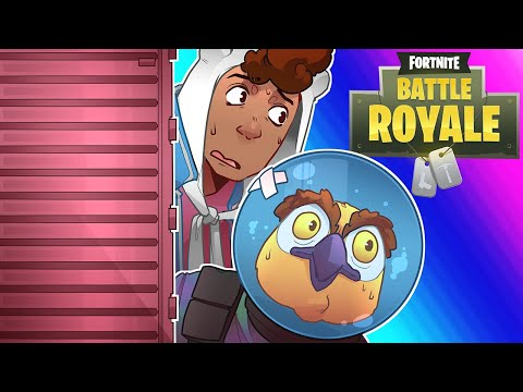 Fortnite Funny Moments - Dance Club and Hiding Attempts!