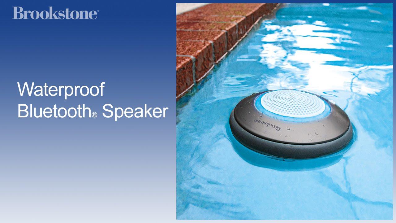 Waterproof Bluetooth® Speaker