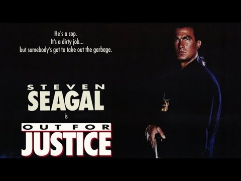 Out for Justice (1991) Movie Review - My Favorite Steven Seagal Film