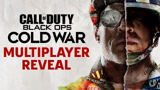 Call Of Duty: Cold War Multiplayer Reveal