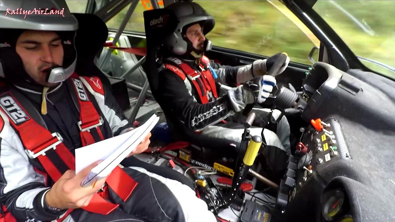 Onboard Zx Kit Car Tc10 Melias Sufrir Para Terminar Rally Ourense