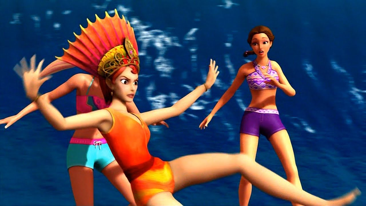 Barbie In A Mermaid Tale 2 Outtakes Youtube