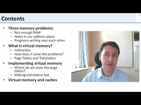 Virtual Memory: 1 Introduction