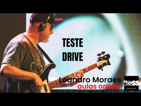 LEANDRO MORAES - TESTE DRIVE MUSIC MAN SUB