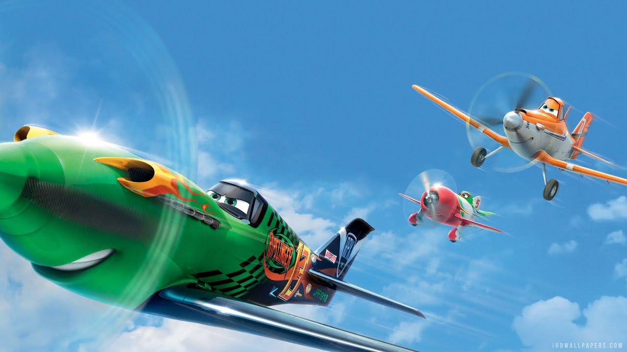 disney avions de course dessin anim233 pour les enfants