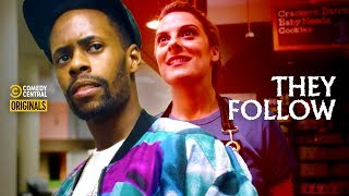 They Follow: A Shopping-While-Black Horror Story