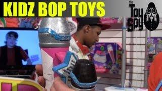Kidz Bop Toys - 2012 New York Toy Fair - The Toy Spy