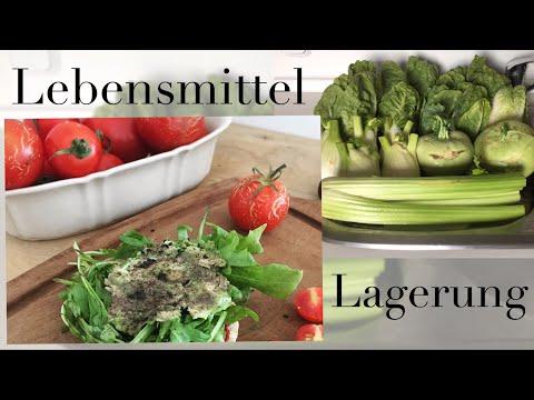 länger FRISCH: lagerst du Lebensmittel richtig?
