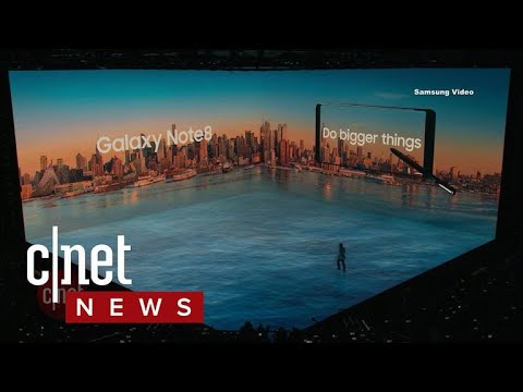 Samsung Galaxy Note 8 Event Replay Youtube