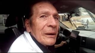 Adulto mayor ante crisis gasolina: