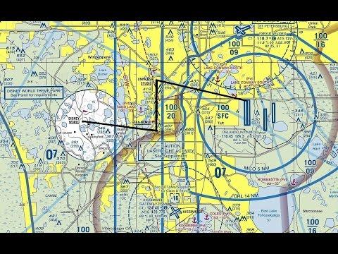 X-Plane 11 - Orlando, Florida Theme Parks Tour