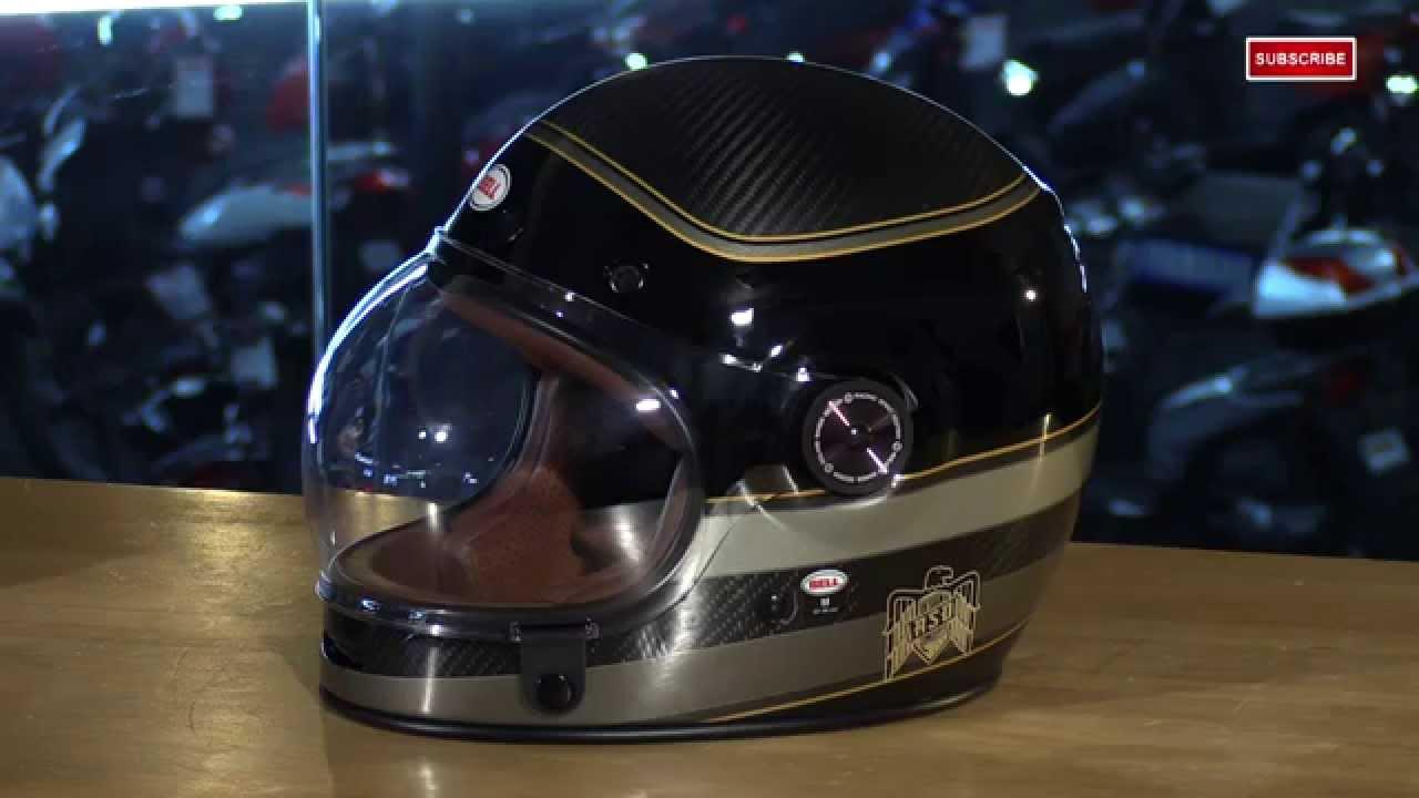 Bell Helmets Bullitt Carbon Rsd Bagger Full Face