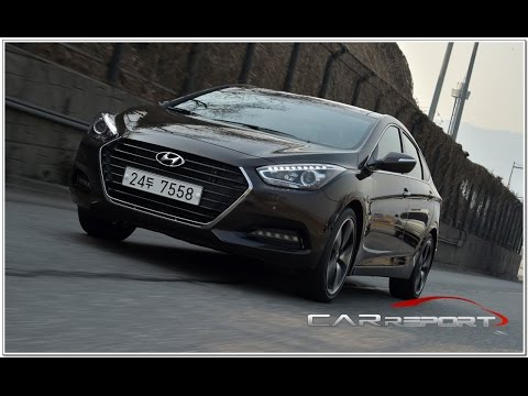 Hyundai The New i40 saloon Driving 7 DCT Double Clutch Transmission