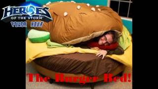 Heroes PowerHour: The Burger Bed