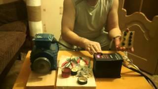 Частотный преобразователь для токарного станка и других целей(Частотный преобразователь для токарного станка и других целей., 2016-02-04T04:04:25.000Z)