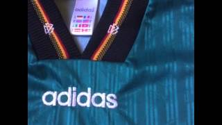 Classic Football Shirts - Germany Away jersey 1996/98