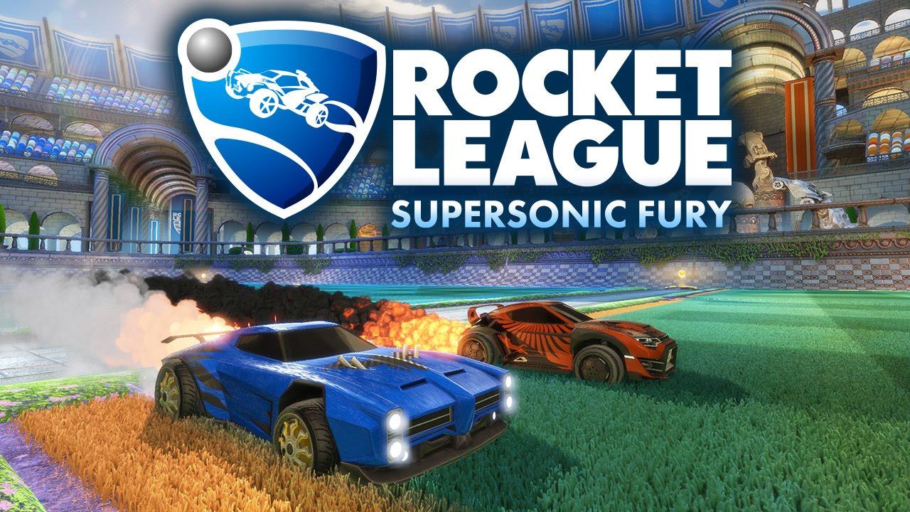 Rocket League® - Supersonic Fury DLC Pack Trailer - YouTube